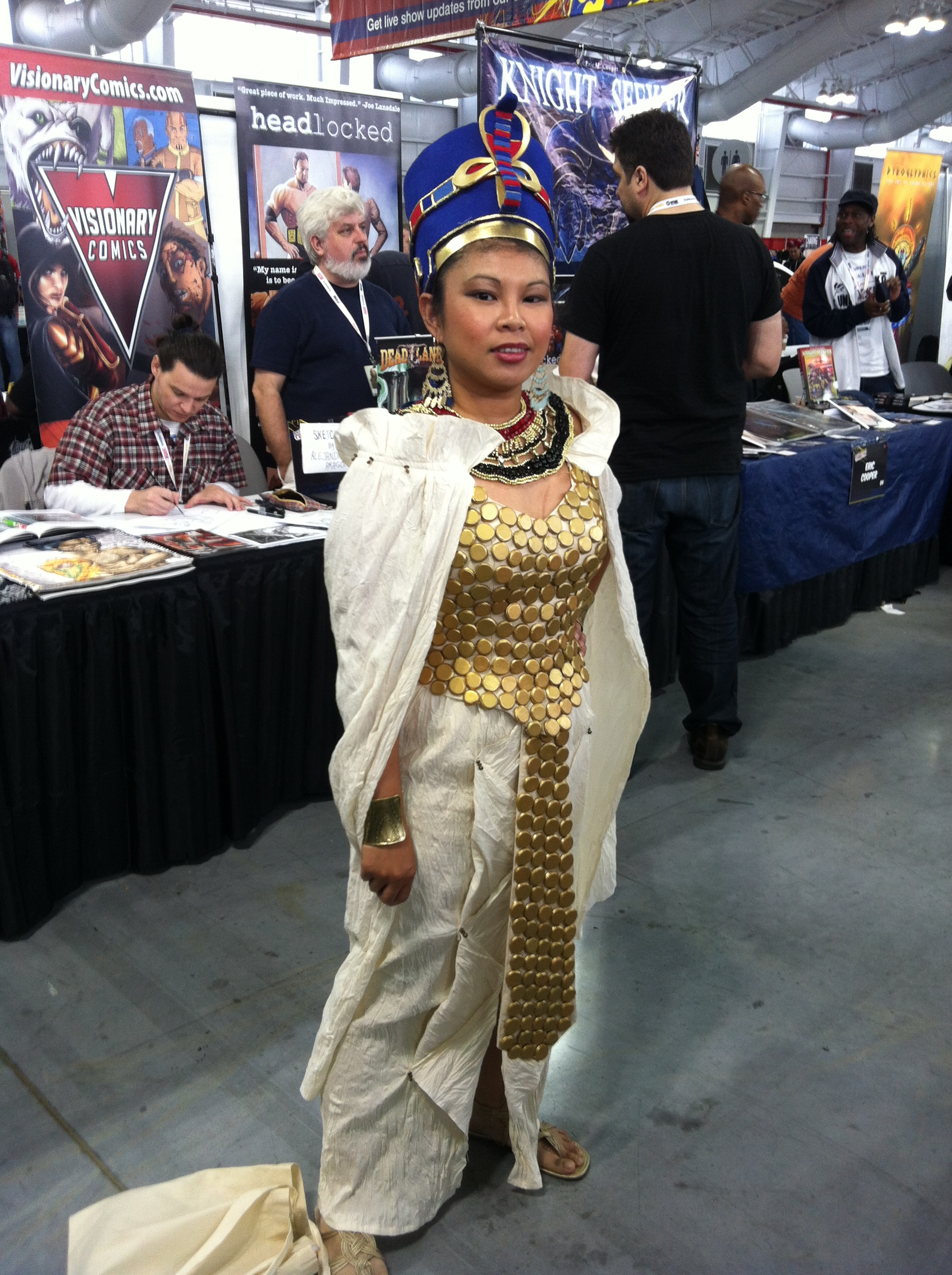 nefertiti doctor who cosplay  sc 1 st  Lady Geek Girl - WordPress.com & nefertiti doctor who cosplay | Lady Geek Girl and Friends