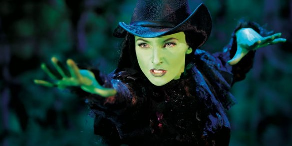 Willemijn Verkaik Elphaba