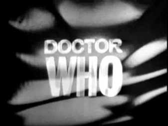 doctor who classic title card