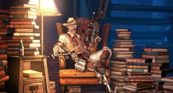 Sir Hammerlock's Big Game Hunt Borderlands 2