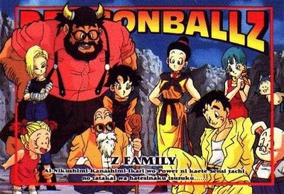 dragonball+z+family
