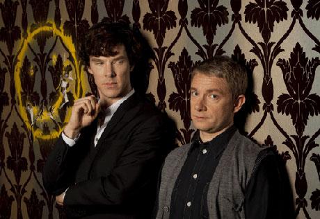 Sherlock-and-Watson