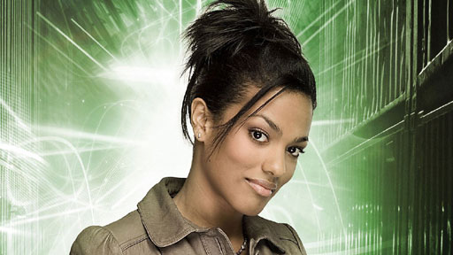 Martha Jones, resident BAMF.