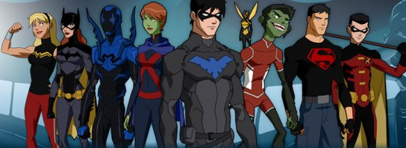 Young Justice Destiny Calling all