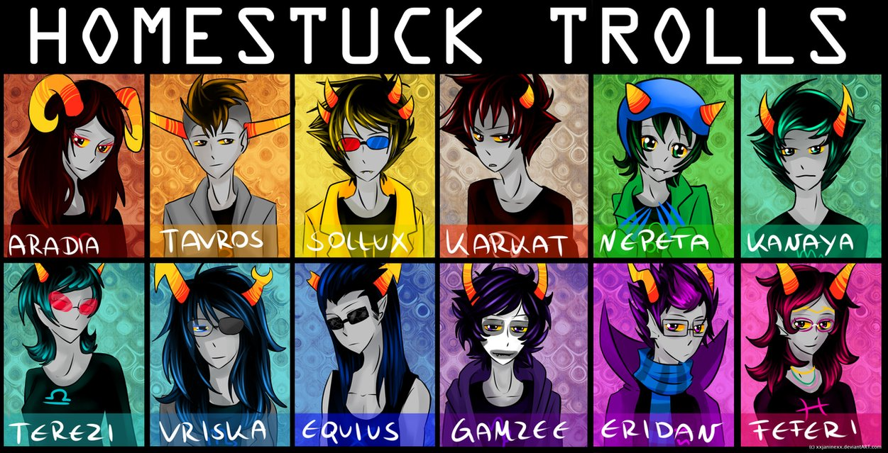 Let Saika Tell You About Homestuck: Act 5 Act 1 | Lady ... Homestuck God Tier Names