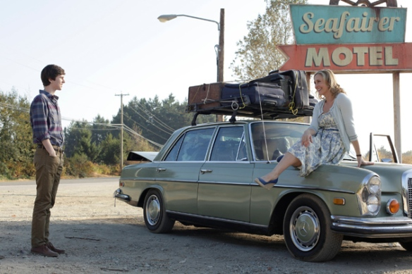 Bates Motel- Norma and Norman