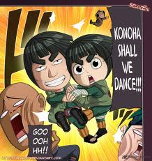 rock lee's spring time of youth2