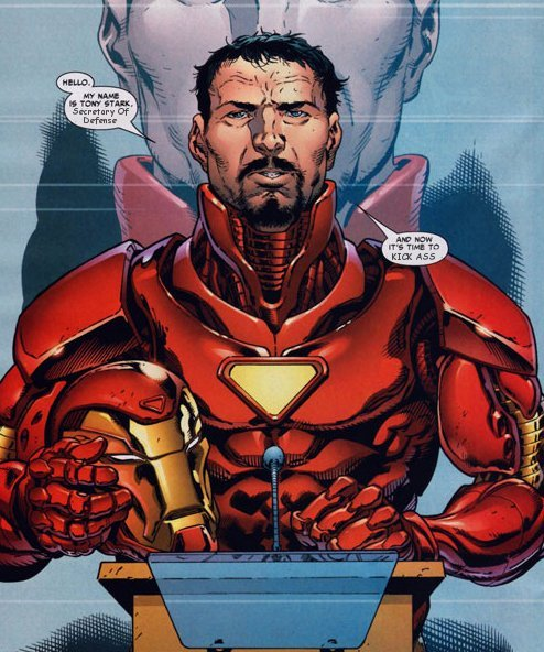 Free Comic Book Day 2013: In Brightest Day: Tony Stark's Alcoholism