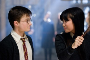 Cho-Chang-and-Harry-Potter