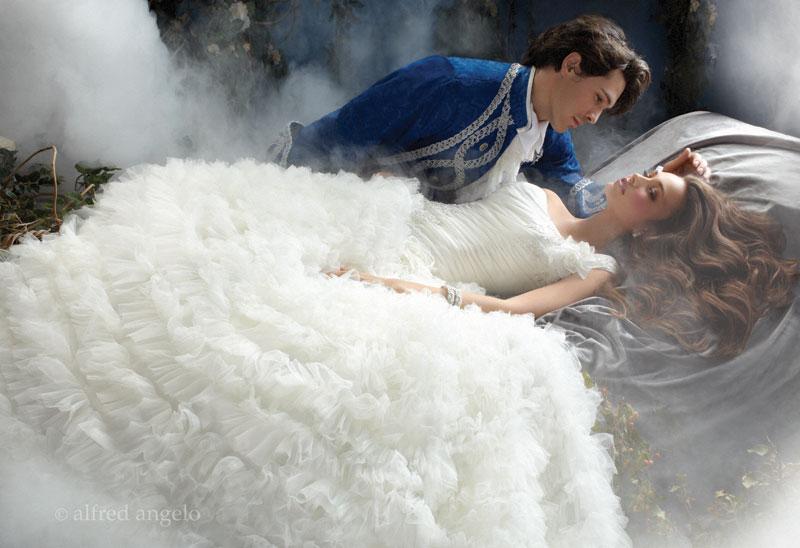 Disney Princess Wedding Dresses: Keep Livin\' the Dream? | Lady Geek ...