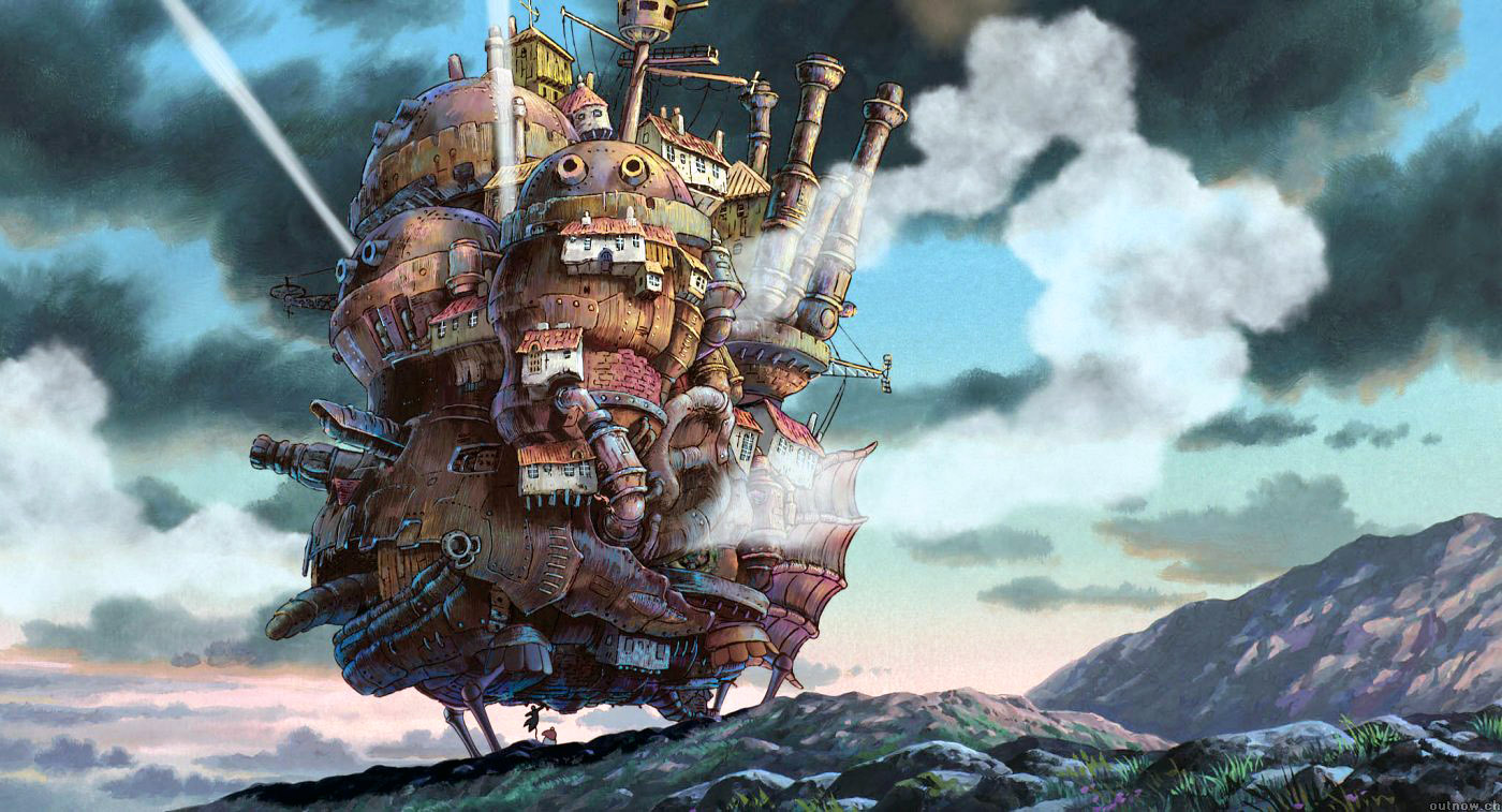 ghibli month howl s moving castle part 2 lady geek girl and friends