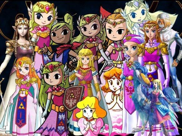 Zelda History