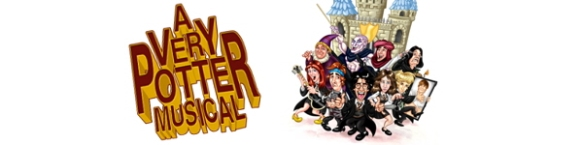 A Very Potter Musical- Logo