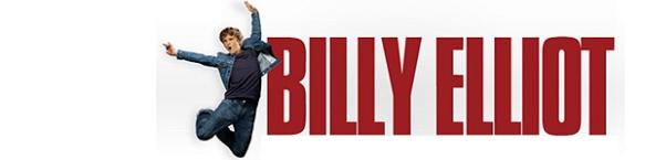 Billy Elliot- Musical- Logo