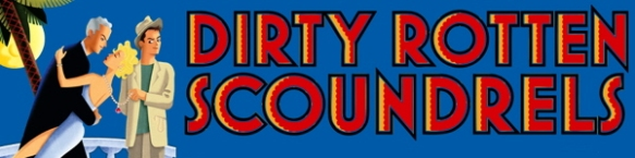 Dirty Rotten Scoundrels- Logo