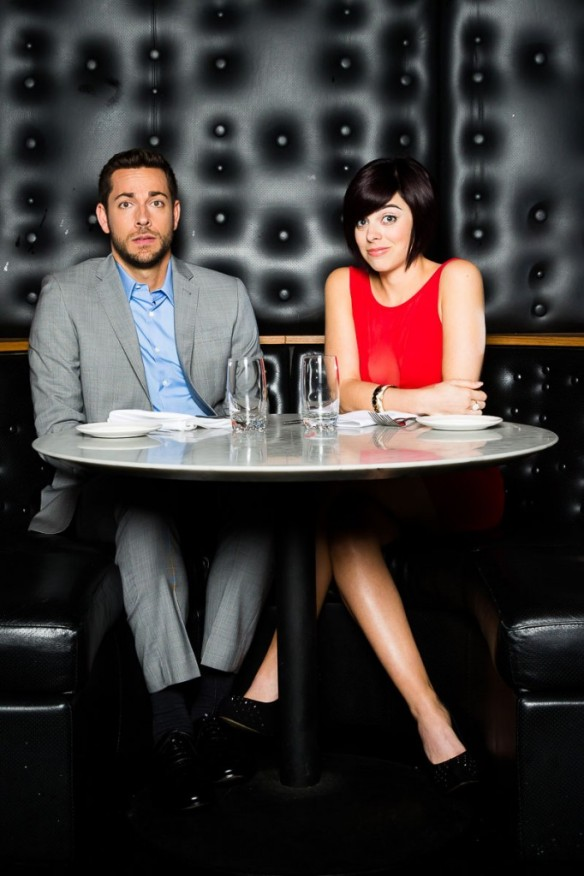First Date- Zachary Levi and Krysta Rodriguez