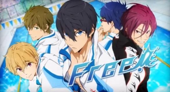 Free! Swimming Anime