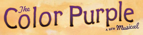The Color Purple- Logo