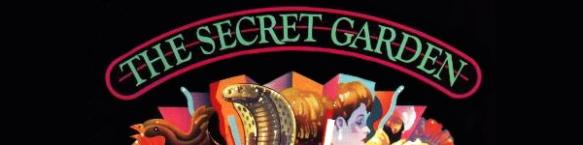 The Secret Garden- Musical- Logo
