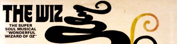 The Wiz- Logo