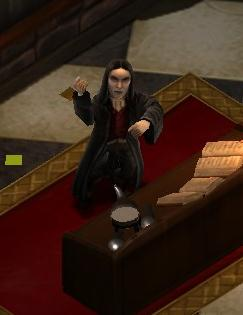 Just because a dude's name is Vlad and… he drinks blood… doesn't mean he's a vampire?!