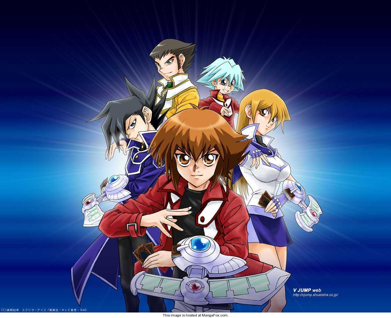 manga mondays yu gi oh gx lady geek and friends