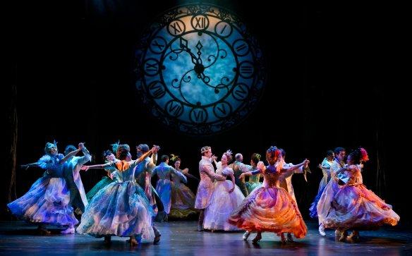 Cinderella- Broadway Revival- Ballroom Scene
