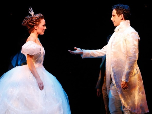 Cinderella- Laura Osnes and Santino Fontana