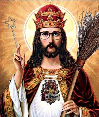 Harry Potter Jesus