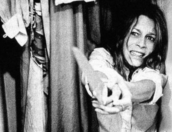 Laurie Strode Jamie Lee Curtis