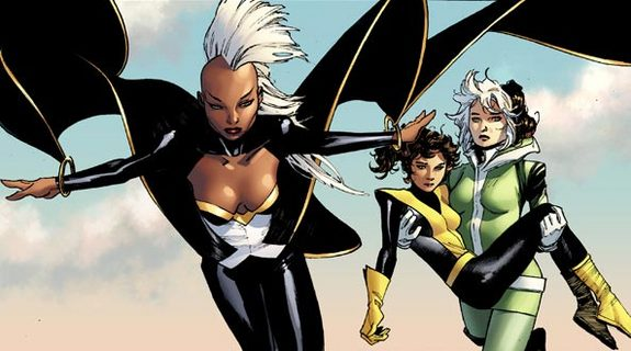Green-Skinned Characters Do Not Count as Characters of ... X Men Girl Main Character