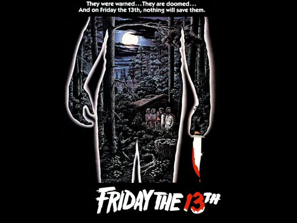 Friday the 13th- 1980 Poster