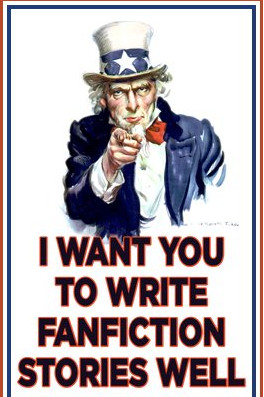 how to write good fix it fanfiction