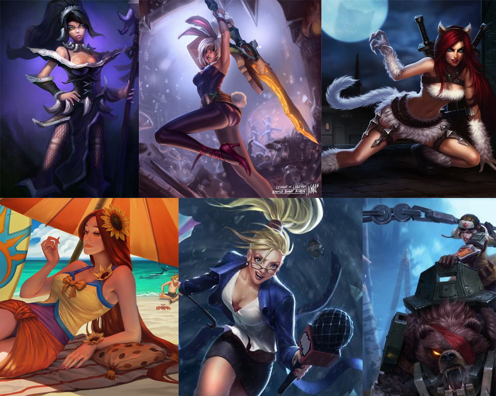 riot may be getting jinxed but their character design isn t lady
