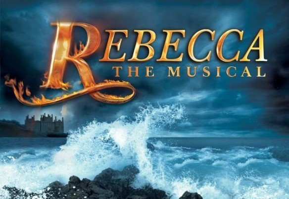 Rebecca the Musical- Broadway Logo
