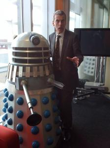 peter capaldi dalek doctor who