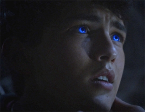 When a werewolf kills someone their eyes turn blue. I would love to know then if they would be stigmatized by other werewolves?