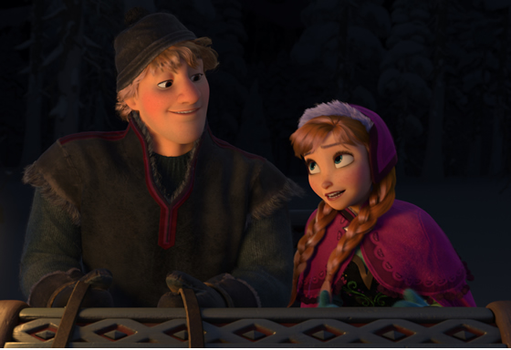 A Surprisingly Warm Frozen Review | Lady Geek Girl and Friends