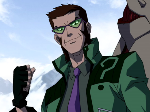 Also, his sideburns bother me.