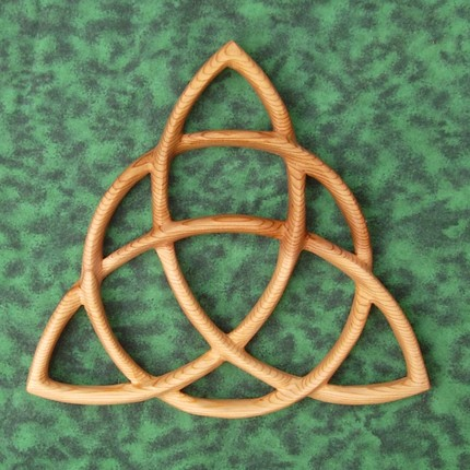 celtic trinity knot wallpaper