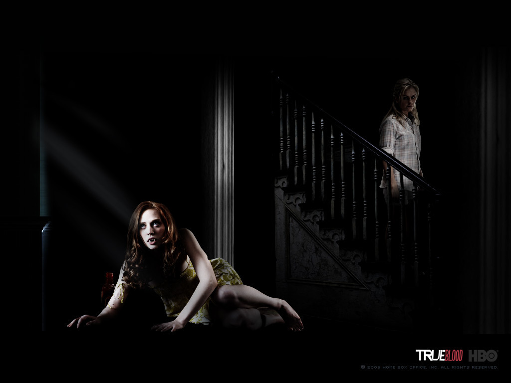 Watch Girls of True Blood s02 - 2009 HD video