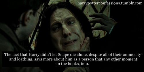 snape apologists is snape the greatest or the worst