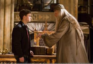 harry dumbledore