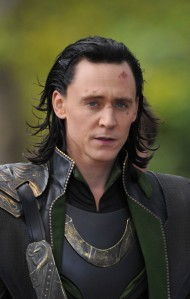 Hiddleston Loki