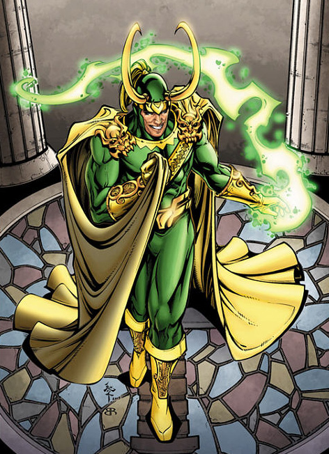 In Brightest Day: Loki | Lady Geek Girl and Friends