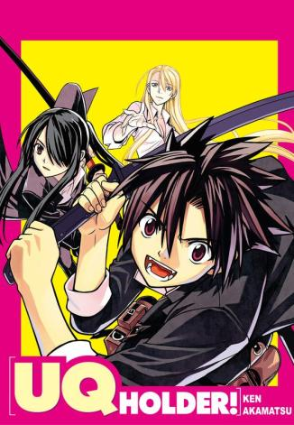 UQ Holder cover image