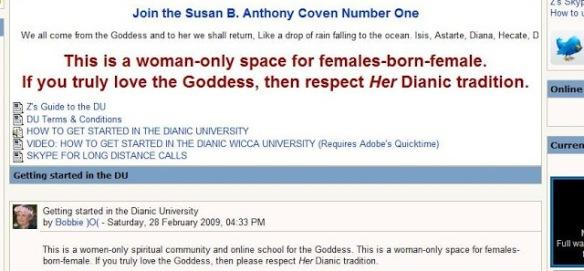 dianic university