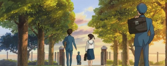 From Up On Poppy Hill Shun and Umi