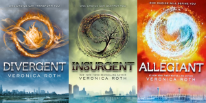 divergent-trilogy-covers