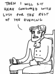 Basically me. (art by Kate Beaton)